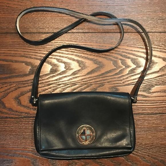 kate spade Handbags - Kate Spade New York Leather Crossbody Bag